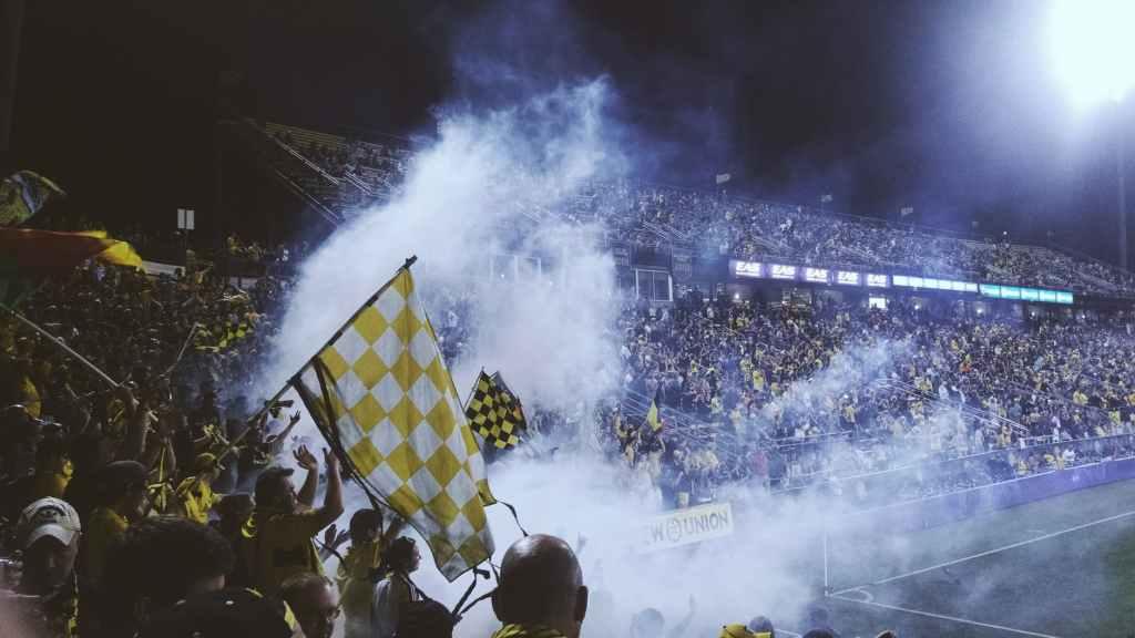 football sport soccer stadium